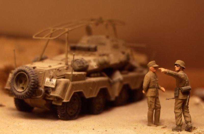 Sd.Kfz 232, Soif dans le désert - Tamiya 1/35 Sdkfz_232_03